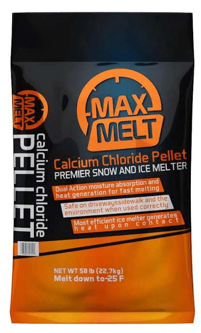 Max Melt Calcium Pellets